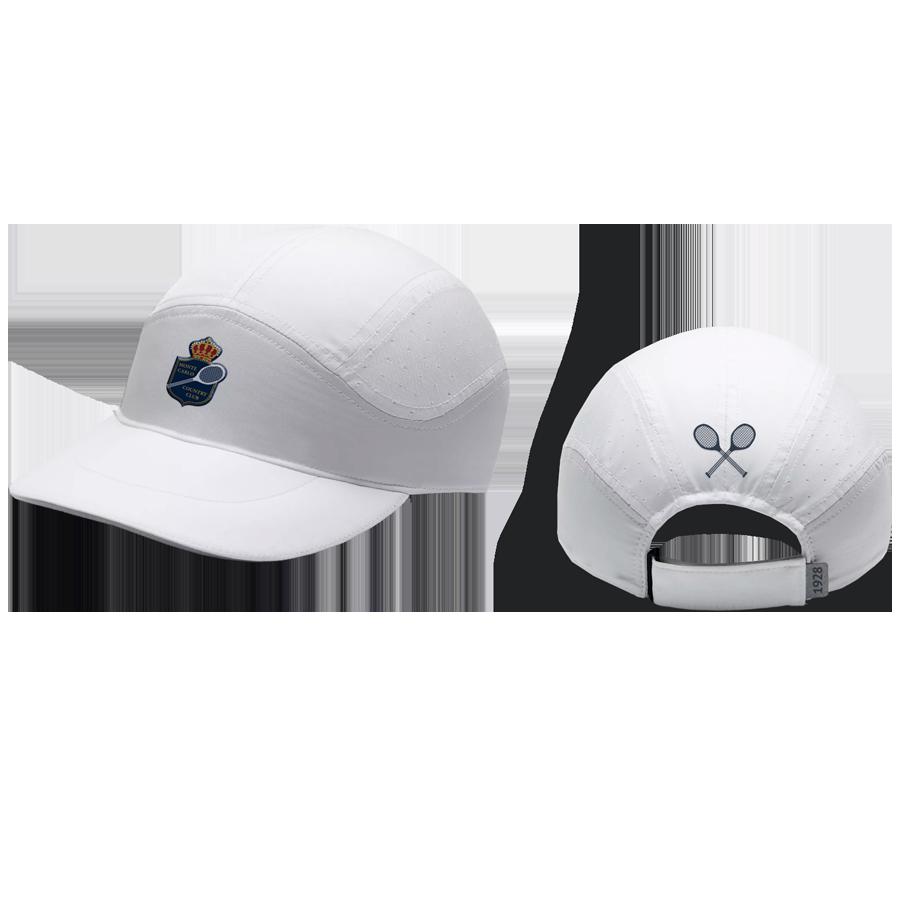 WHITE MICRO CAP