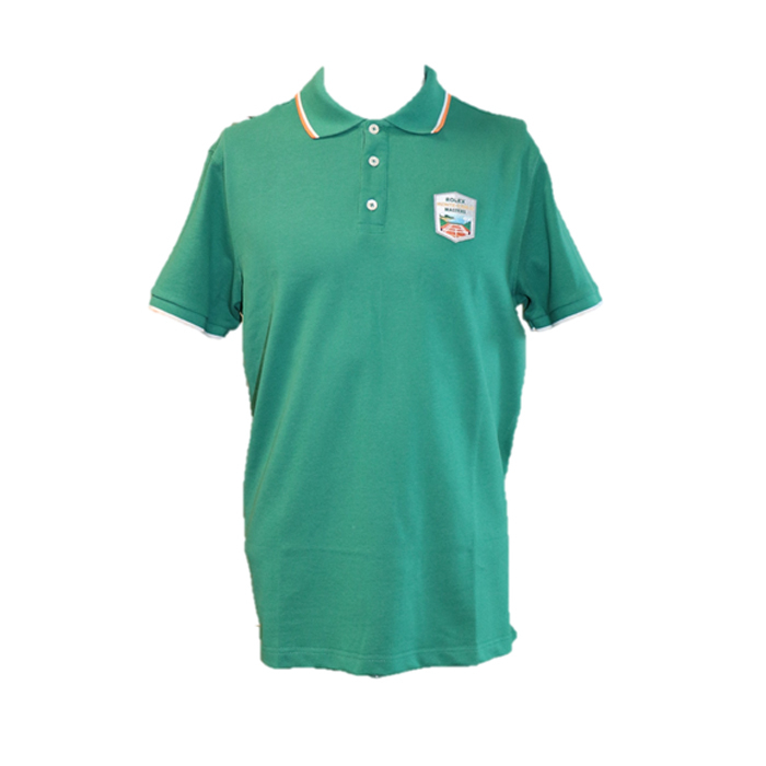 POLO HOMME ROLEX MONTE-CARLO MASTERS VERT