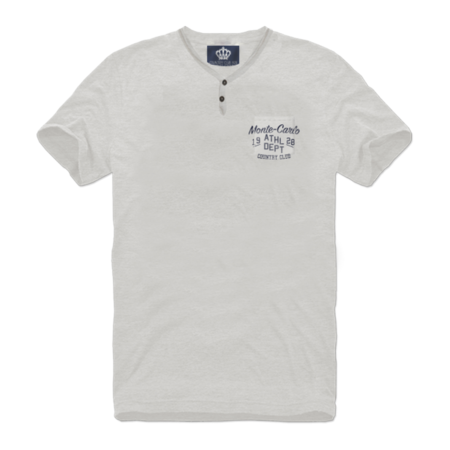 TEE-SHIRT HOMME FASHION BLANC