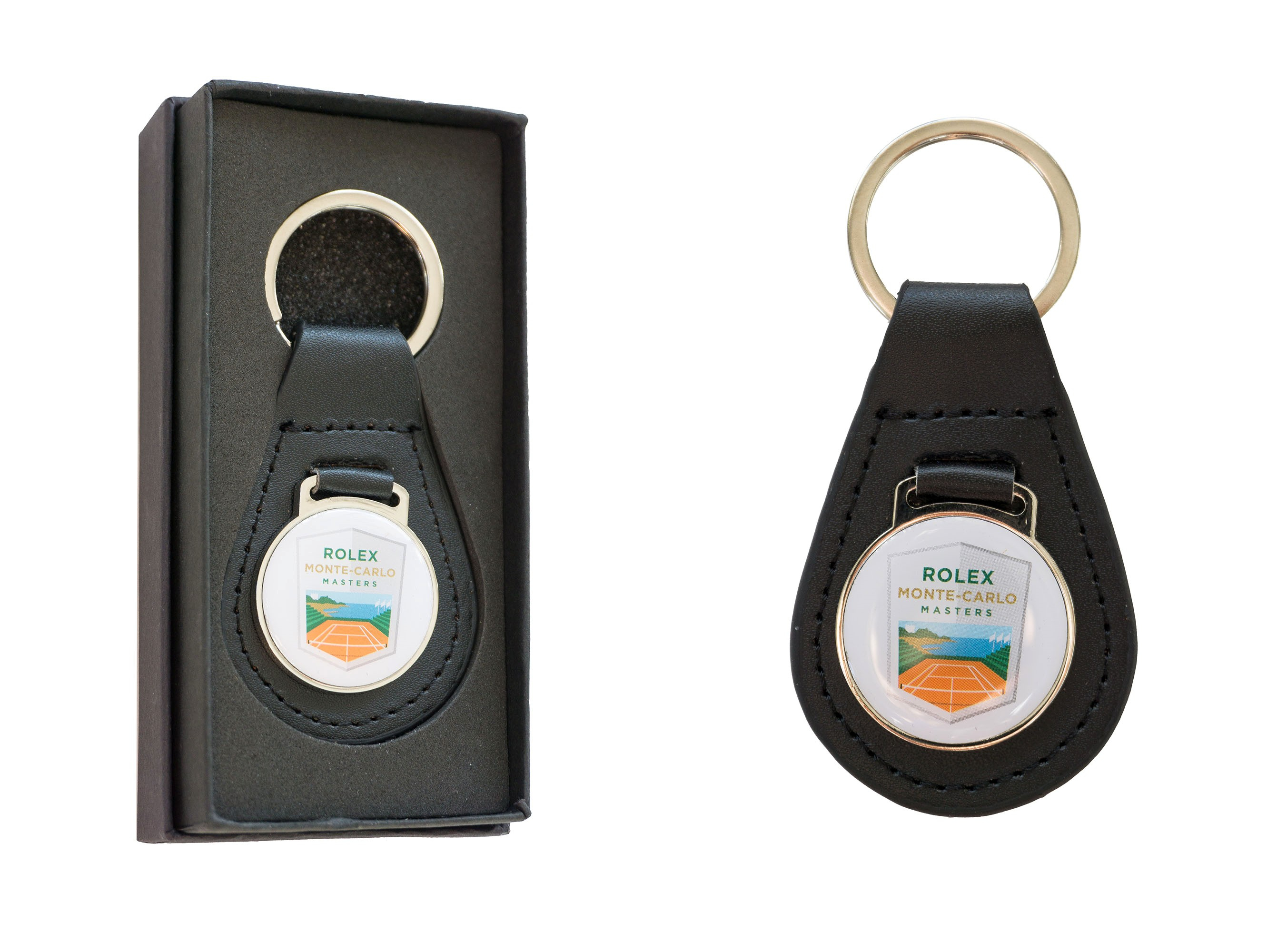 PORTE-CLES CUIR MASTERS